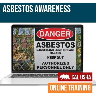 California Asbestos Awareness