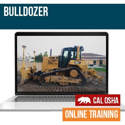 Bulldozer California Training