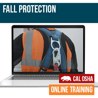 Fall Protection CAL Training