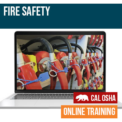 CAL Fire Safety Training