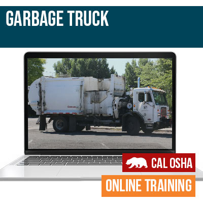 CAL Garbage Truck Online Training