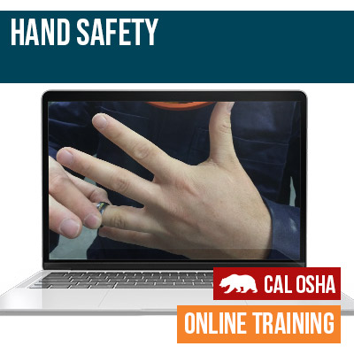 Cal Hand Safety Online Training