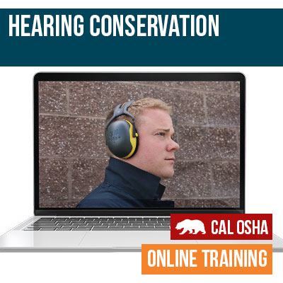 CAL Hearing Conservation Online Training