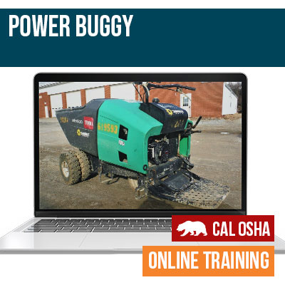 Cal Safety Training Power Buggy