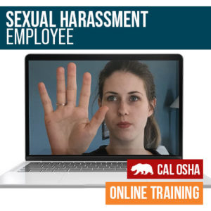 Employee Sexual Harassment Online Training