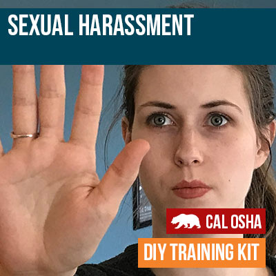 Sexual Harassment DIY Kit Training