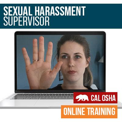 Online Supervisor Sexual Harassment Online Training