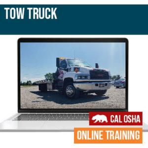 California Online Training Tow Truck